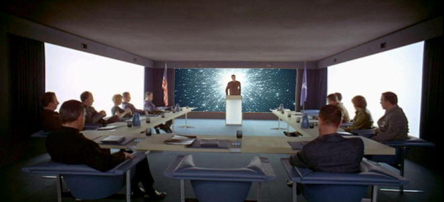 space meeting