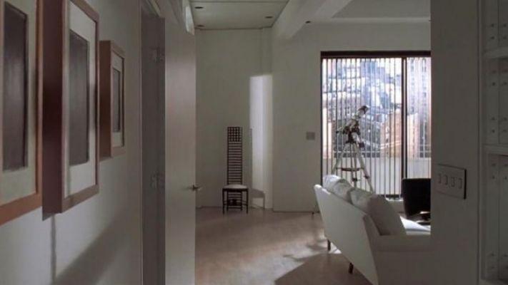 Bateman apartment hallway
