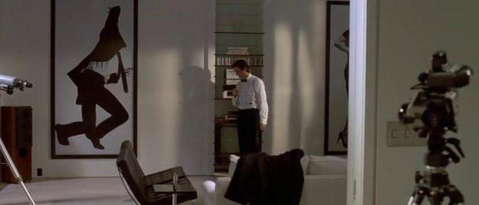bateman apartment living room