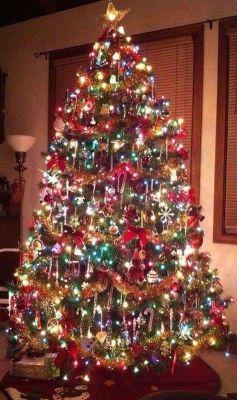 living night tree