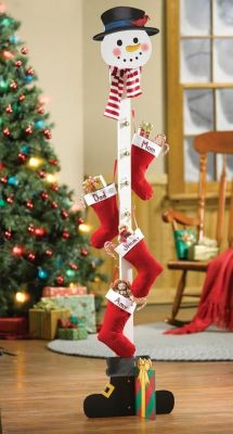pole stocking