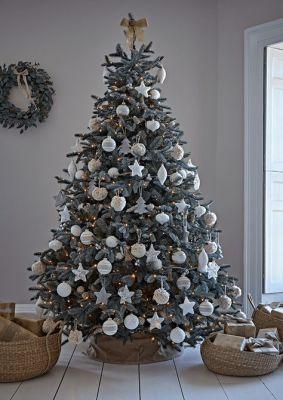 white country tree