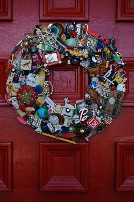 Childhood Dreams Wreath