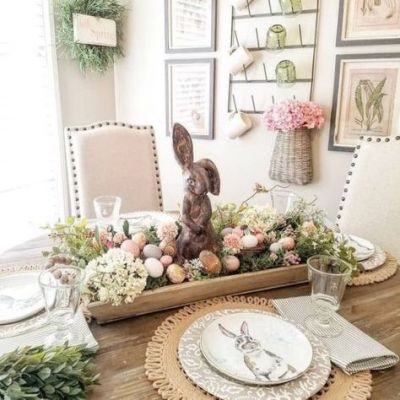 bunny rustic