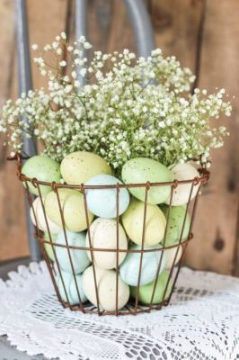 soft pastel vase