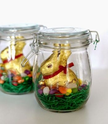lindt in a jar