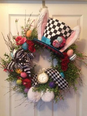alice wreath
