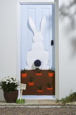 bunny door draw