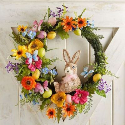 dainty wreath