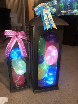egg lamps