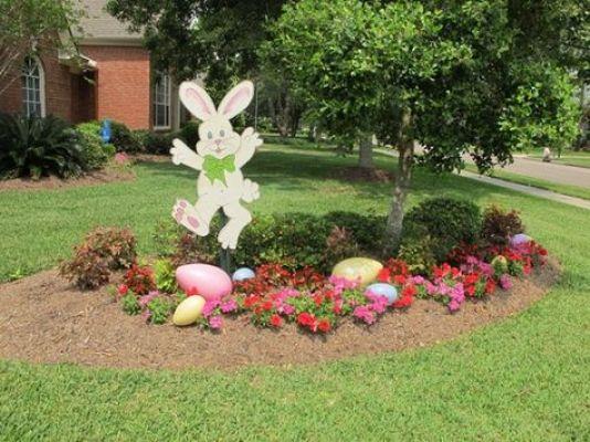 giant bunny egg
