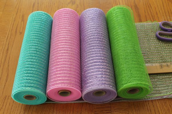 deco mesh roll