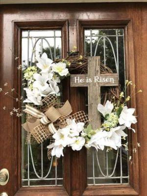 risen wreath