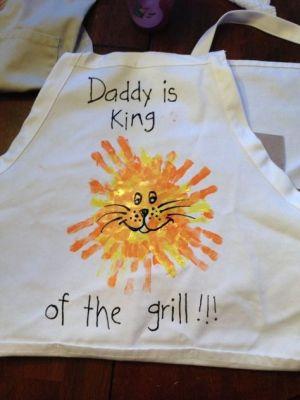 apron paint