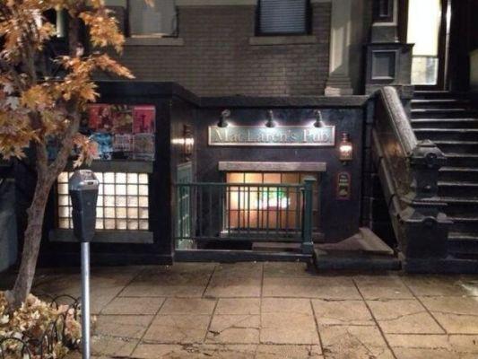 maclaren's pub exterior