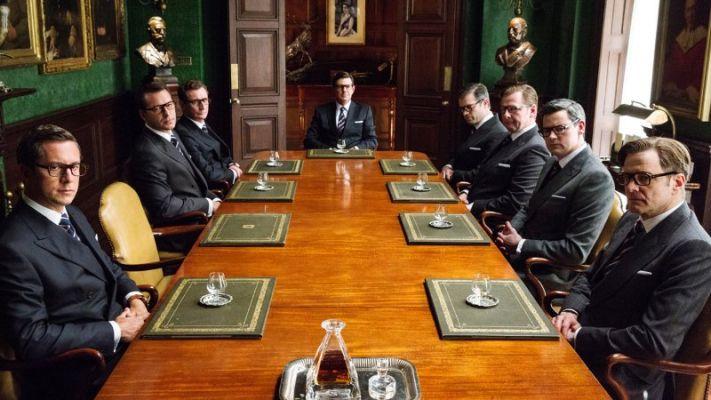 kingmen meeting