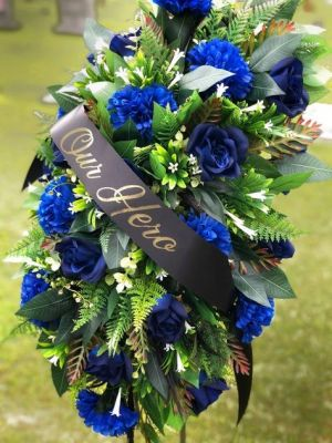 hero wreath