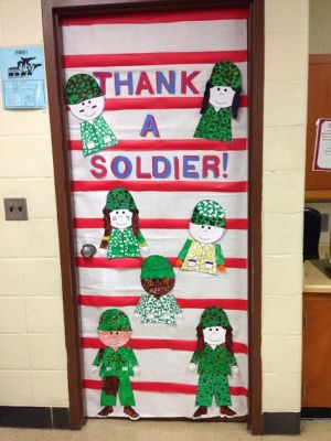 thanks a soldier
