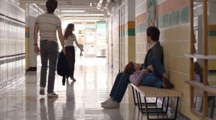 nancy leaving school