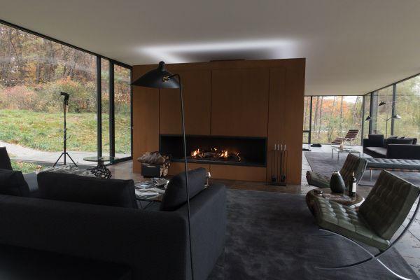 angle living room