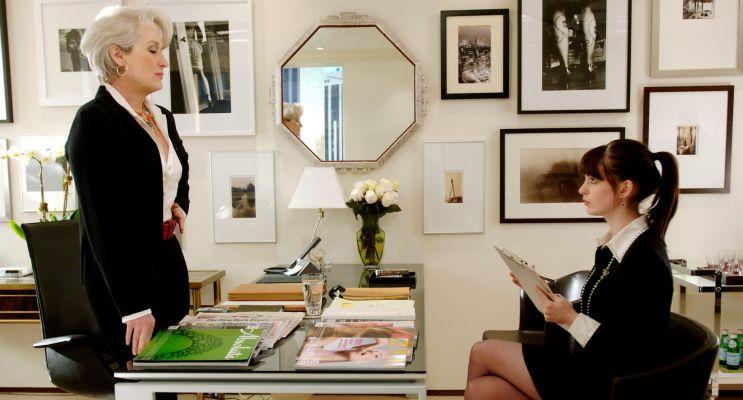 Miranda andy office talk