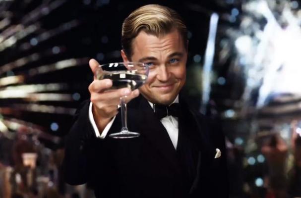 Jay Gatsby toast