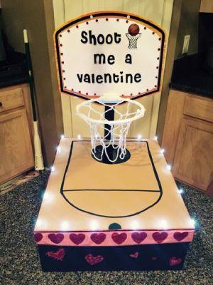 basket shoot box