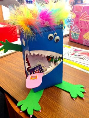 color monster box