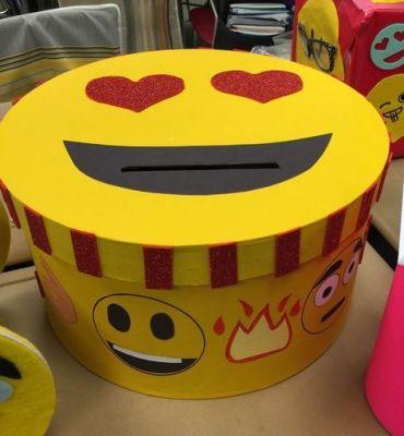 emoji box