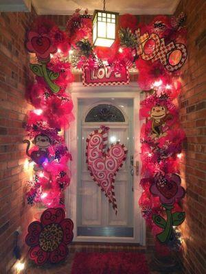 light heart door