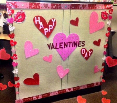 cubicle wall valentine