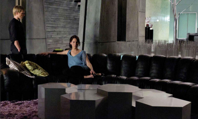 District 12 Living Room