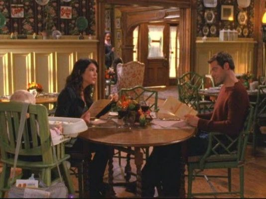 Lorelai and Christopher Dragonfly Inn