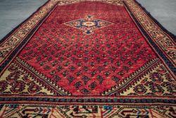 216x216cm Afghan Rug