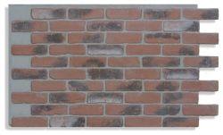"""28""""x48"""" Brick Wall Paneling"""