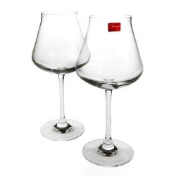 Baccarat Chateau Wine Glass, Pair