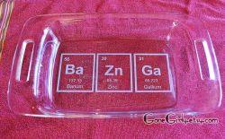 Bazinga Big Bang Theory Pyrex
