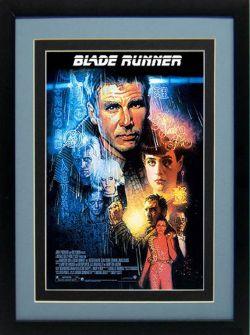 Blade Runner Art Movie Cover Poster