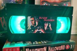 Blade Runner VHS Night Light