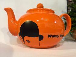 Clockwork Orange Inspired 8 cup Teapot
