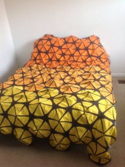Clockwork Orange Inspired Blanket/Quilt