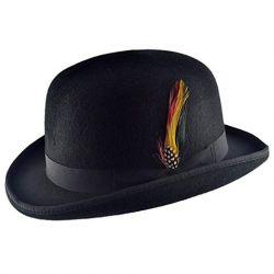 Hats in Belfry Bowler Derby