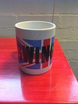 """Vintage Austin Powers """"Swinger"""" Mug"""