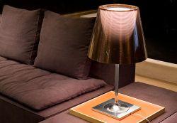 KTribe Table Lamp, Fumee