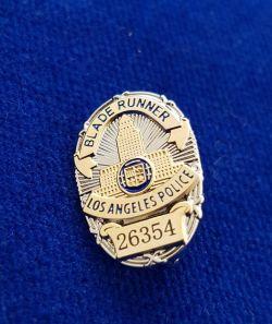 Blade Runner 2019 Mini Badge as Pin