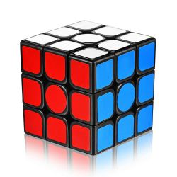 Eyeopener Speed Cube with Anti-Pop Structure