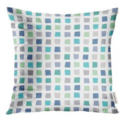 Emvency Throw Pillow Cover Hipster Geometric Pattern, Multi 5