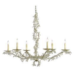 Currey and Company Pentimento Chandelier