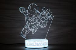 Ironman 3D Night Lamp