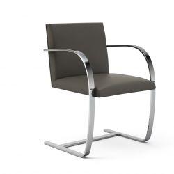 Ludwig Mies van der Rohe Brno Chair – Flat Bar